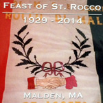 St Rocco's 85th Feast 2014